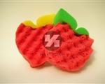 水果形海绵